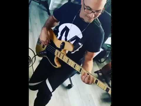 Synaptik - Tony Choy (Atheist, Cynic, Pestilence) Bassist announcement 2020 Progressive Metal UK