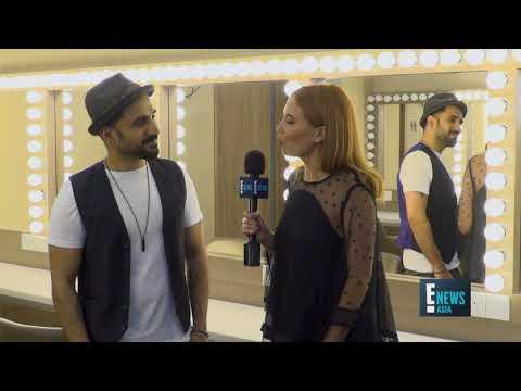 Vir Das From Bollywood to Hollywood- Yvette King | E! News Asia