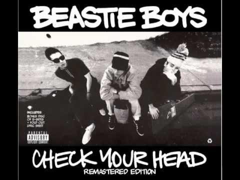 Beastie Boys - The Biz Vs The Nuge + Time For Livin'