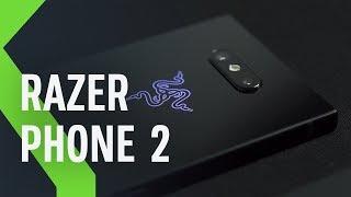 Razer Phone 2: la EVOLUCIÓN del móvil GAMER, primeras impresiones