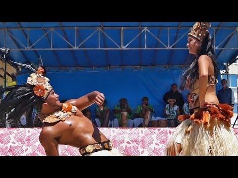 Tahitian Drum Dance, Nouméa