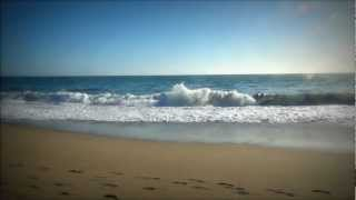 Ocean Waves Relaxation Sounds In Manhattan Beach, CA
