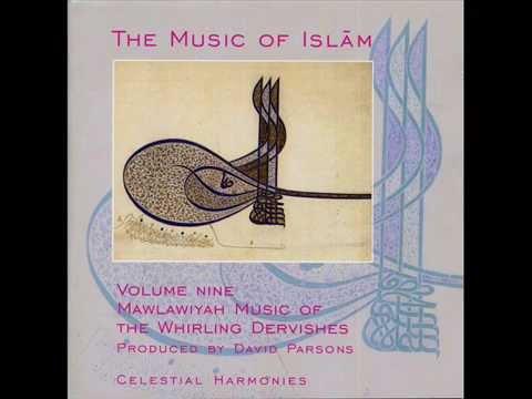 Mawlawiyah Music of the Whirling Dervishes - Kamanche taksim (Improvisation)