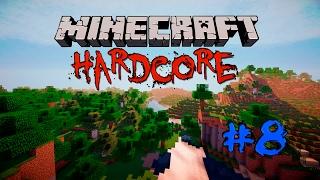 Minecraft Хардкор Сумеречный лес #8 Минус один