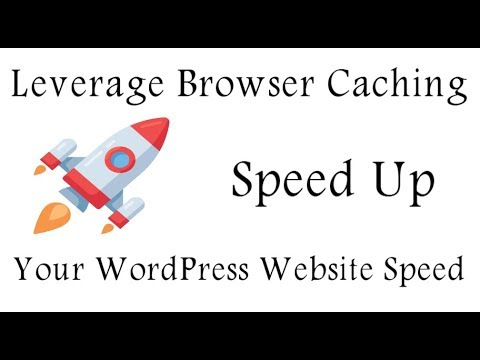 Leverage browser caching WordPress Using .htacess