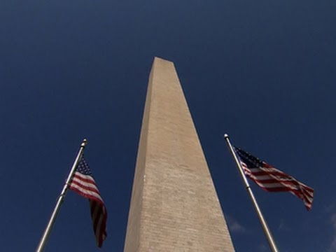 First look inside repaired Washington Monument
