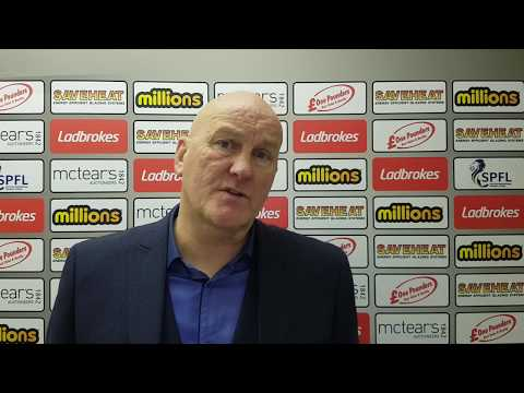 Jim Duffy: Dundee United post-match reaction