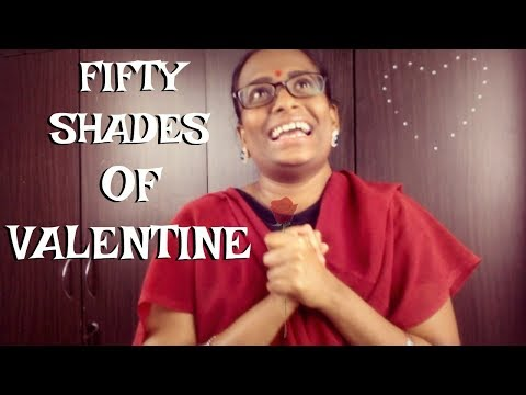 FIFTY SHADES OF VALENTINE!