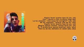 Mon Cheri testo Rkomi ft Sfera Ebbasta