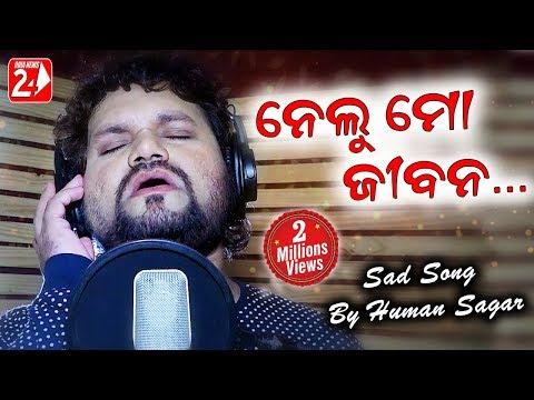 Nelu Mo Jibana | Official Studio Version | Human Sagar | Odia Sad Song | OdiaNews24