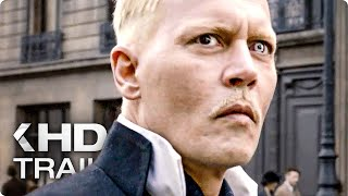 FANTASTIC BEASTS 2: The Crimes of Grindelwald Trailer 2 (2018)