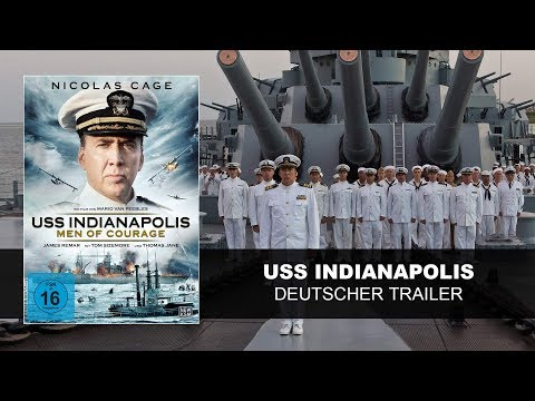 USS Indianapolis - Men Of Courage (Deutscher Trailer) | Nicolas Cage | HD | KSM