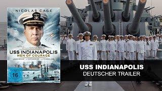 USS Indianapolis - Men Of Courage (Deutscher Trailer) | Nicolas Cage | HD | KSM