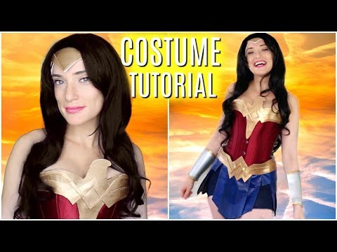WONDER WOMAN - Rise of the Warrior Costume and Makeup Tutorial from YouTube · Duration:  9 minutes 33 seconds