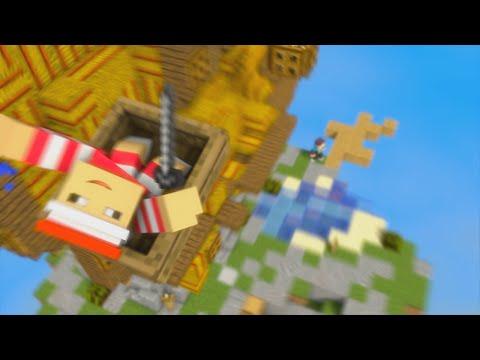 Surprise!   Minecraft Sky Wars Animation   DieBuddiesZocken