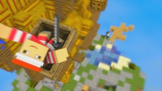 Surprise! | Minecraft Sky Wars Animation | DieBuddiesZocken