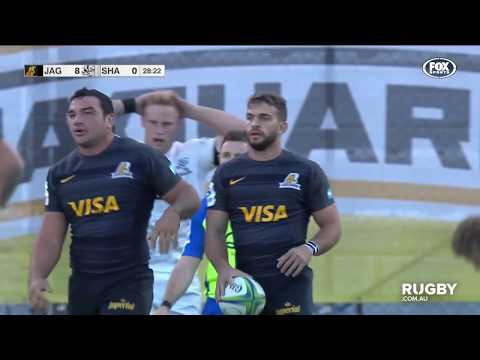 2018 Super Rugby Round 15: Jaguares vs Sharks