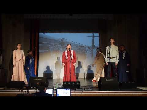 Театрализованный концерт «Победу празднует держава!»