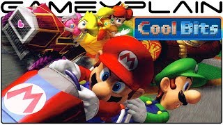 COOL BITS - Mario Kart Double Dash's Retro Secrets & Cameos