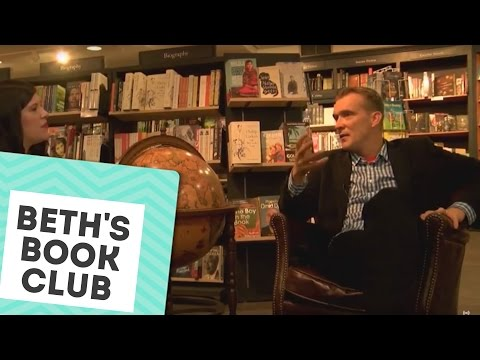 David Mitchell interview at Jarrold