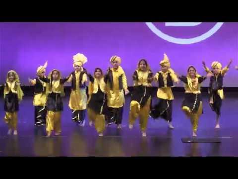 San Jose Intermediate Kids Class - Fall 2019 Dance Off