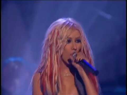 So Emotional (My Reflection Concert) - Christina Aguilera