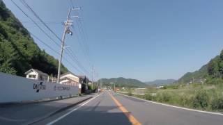 【丹波ドライブ】ミニフレッシュ夜久野店前→ドン・キホーテ福知山店(仮称)前 60fps