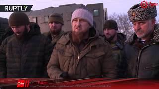 Чеченка потребовала от Кадырова прекратить похищения людей. Новости от 11.01.2018