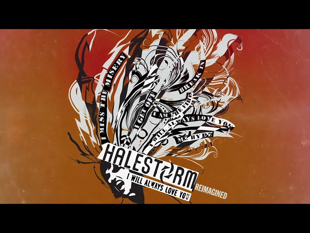 Halestorm - I Will Always Love You [Official Audio]