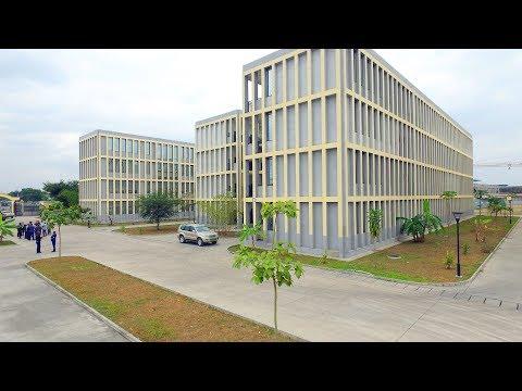 TERRAM 27: Ouverture du Lycée Moderne de la Révolution à Brazzaville