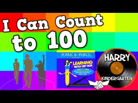I Can Count to 100 (Mark D. Pencil/Harry Kindergarten Music Collaboration!)
