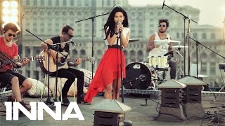 INNA - Crazy Sexy Wild ( Rock the Roof @ Bucharest)