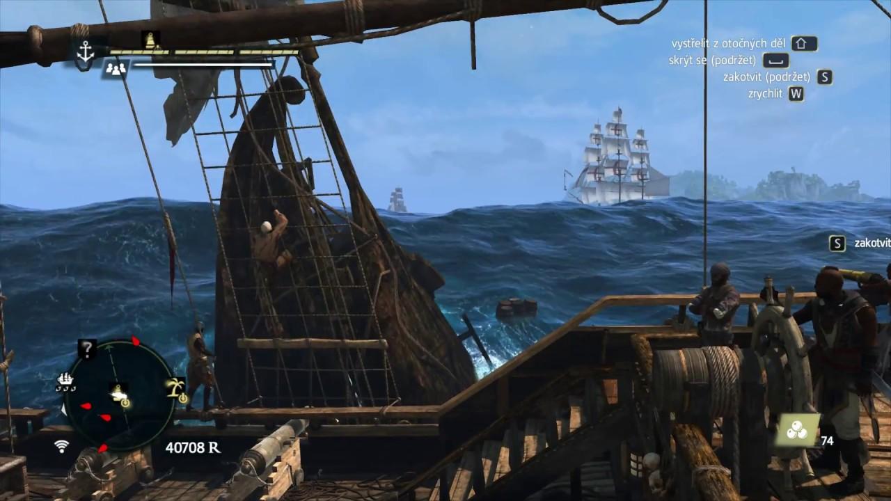 Assassin S Creed Iv Dlc Freedom Cry Vrak Kavky Jackdaw Wreck