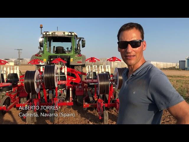 maquinaria agricola, Maquinaria agrícola desde 1976.