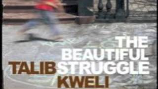 "Talib Kweli - ""Never Been In Love"" Highest Quality"
