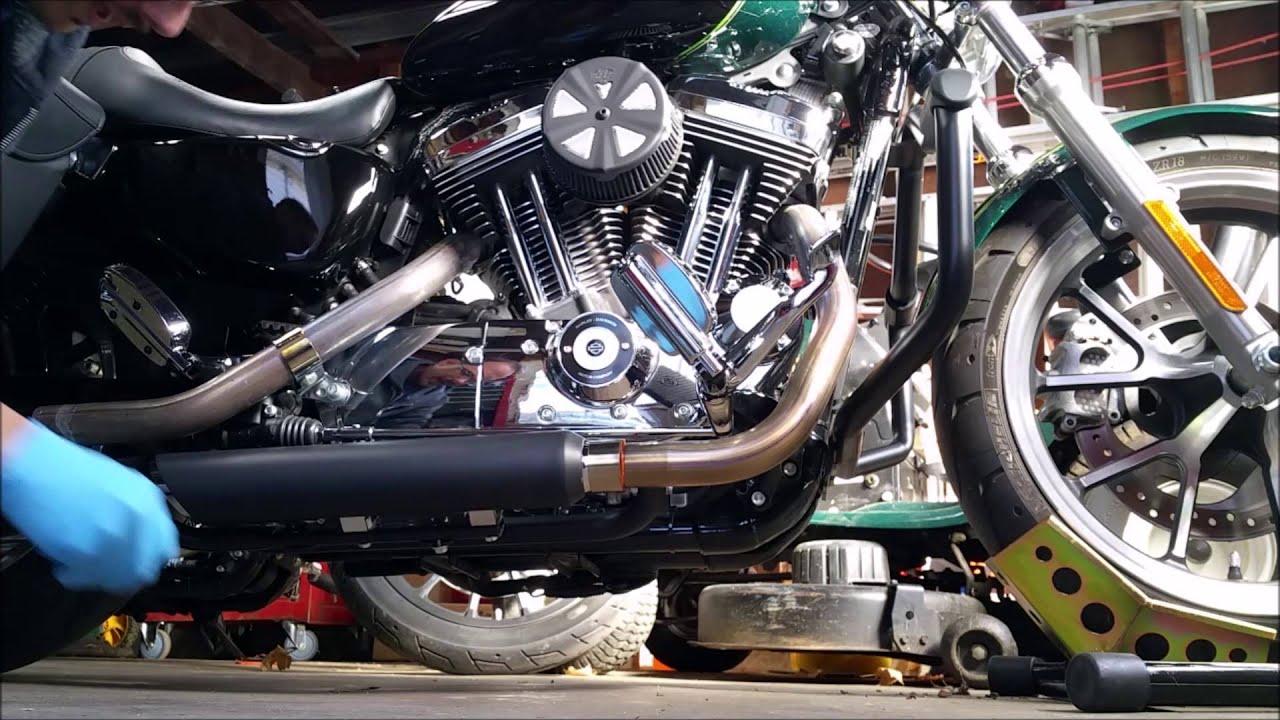 Beautiful Motorcycle Exhaust Air Leak | mech-engineering com