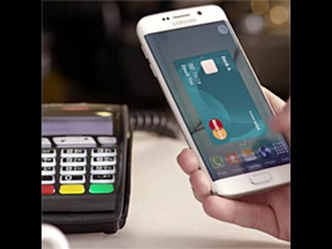 What is The Use Of Samsung Pay - The revolutionary way to pay.  (For Samsung Users)