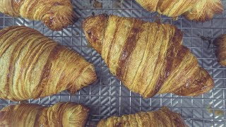 Mastering Croissants | #stayhome and bake amazing croissants #withme
