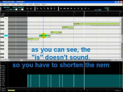 Vocaloid voice editor free download