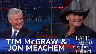 Tim McGraw & Jon Meacham: Songs That Tell America's Story Video