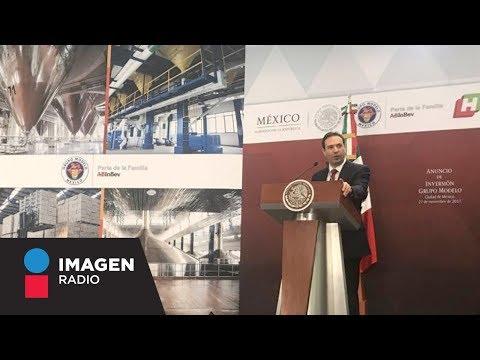 Grupo Modelo construirá planta cervecera en Apan Hidalgo / Primera Emisión