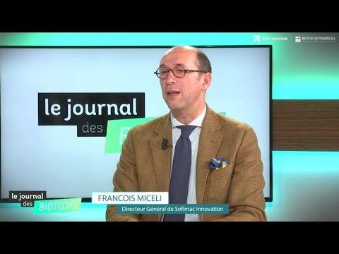 Le journal des biotechs : DBV, Biom'Up et l'interview de François Miceli, Sofimac Innovation