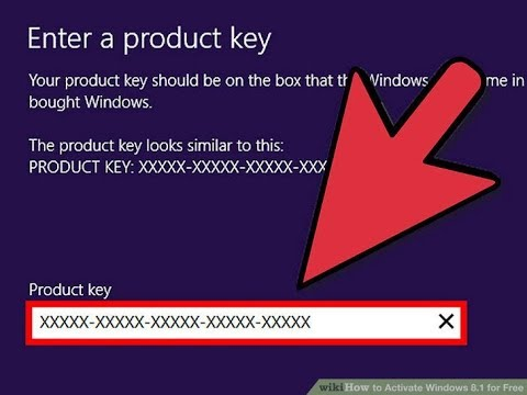 how to bypass activation key windows 8