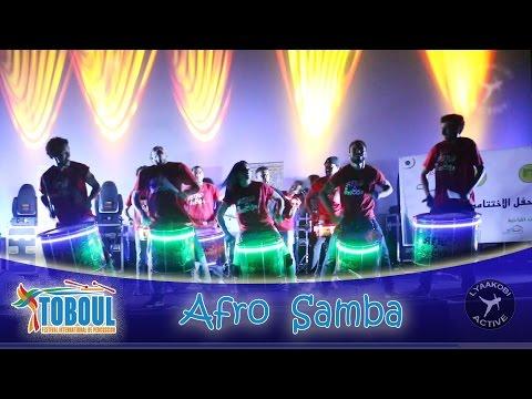 afro samba