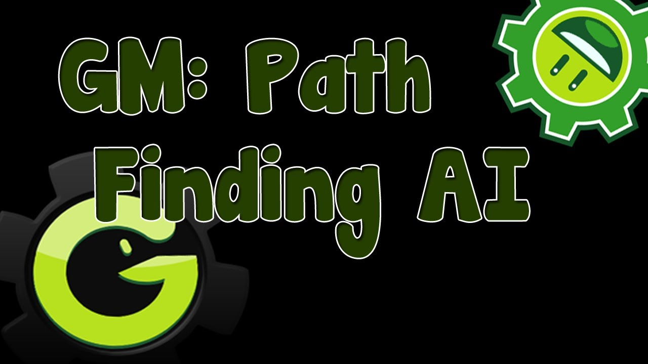 Game Maker Tutorial – Path Finding Advanced AI