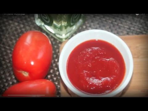 টমেটো কেচাপ || Bangladeshi Tomato Sauce Recipe || Bangla Tomato Ketchup || টমেটো সস