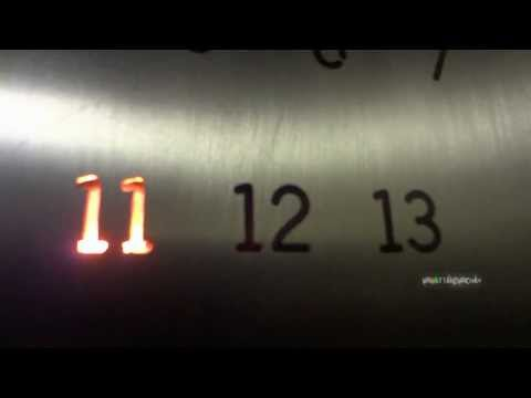 THE SPOOKY LIFTS with the 13TH FLOOR