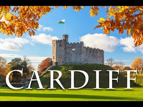 Perfect Day in Cardiff Wales