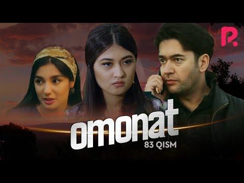 Omonat (o'zbek serial)   Омонат (узбек сериал) 83-qism