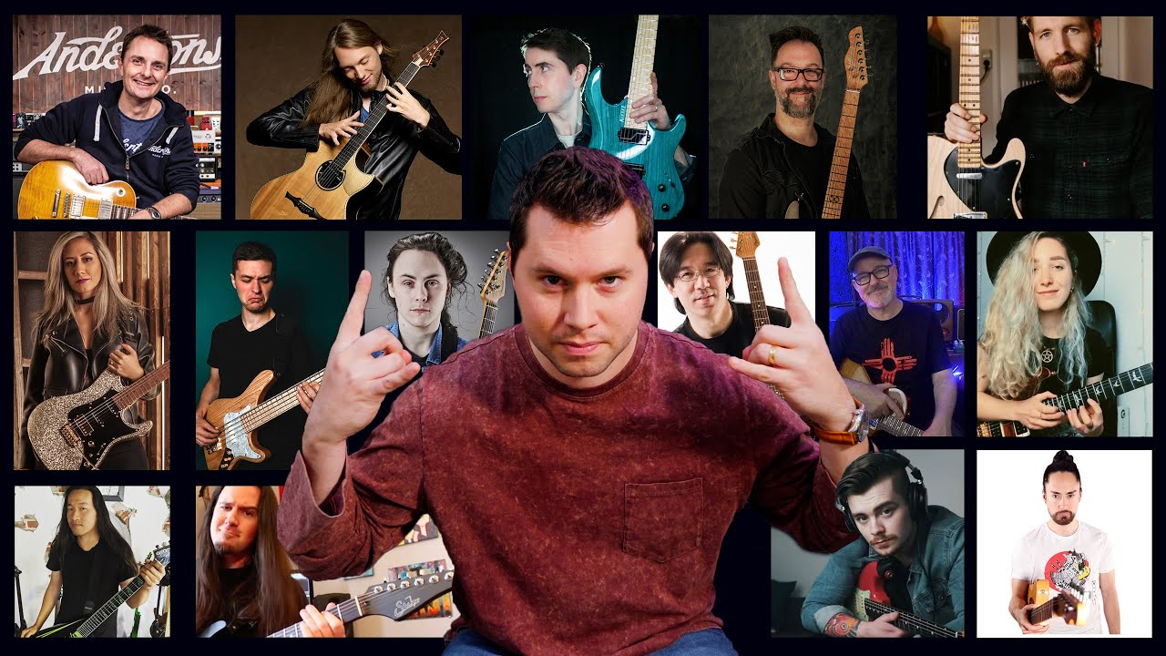 25 Pro Guitarists Show You Their Best Lick